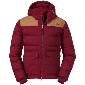 Schöffel Boston Chaqueta Aislante Hombre, biking red